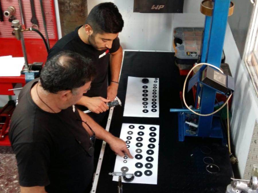 αναβαθμιση & επισκευη αναρτησεων Motostyl Κωνσταντίνος Αραμπατζης